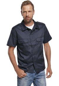 Brandit - HERREN US HEMD 1/2 - Shirt - navy - 2