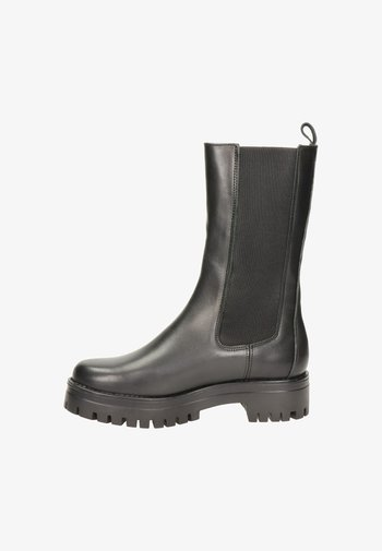 DAMES  - Classic ankle boots - zwart