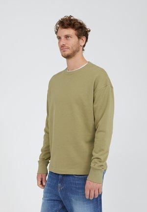 MAAKO - Sweater - dark sage
