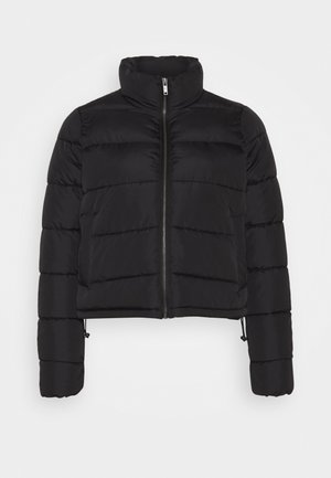 NMCLAUDY JACKET - Winterjas - black