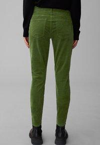 Marc O'Polo - ALBY SLIM - Trousers - lush pine - 2