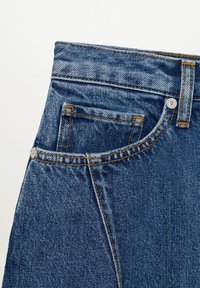 Mango - DENIM70 - Denim skirt - tmavě modrá - 7
