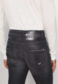 John Richmond - BALKIR MICK - Slim fit jeans - denim black - 6
