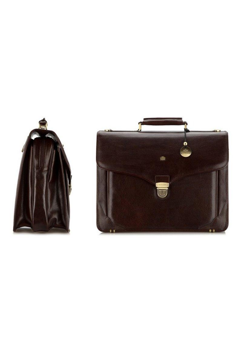 Wittchen - AKTENTASCHE - Briefcase - braun