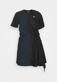 adidas Originals - TEE DRESS - Vestido informal - black - 5