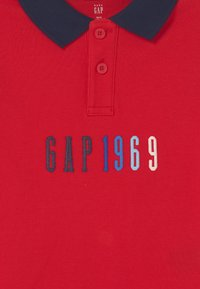 GAP - TODDLER BOY LOGO  - Polo shirt - pure red - 2