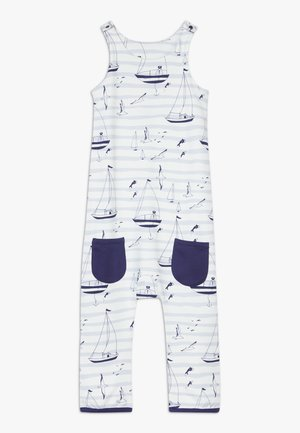 ZGREEN CORE SAILOR DUNGAREES - Overal - light blue