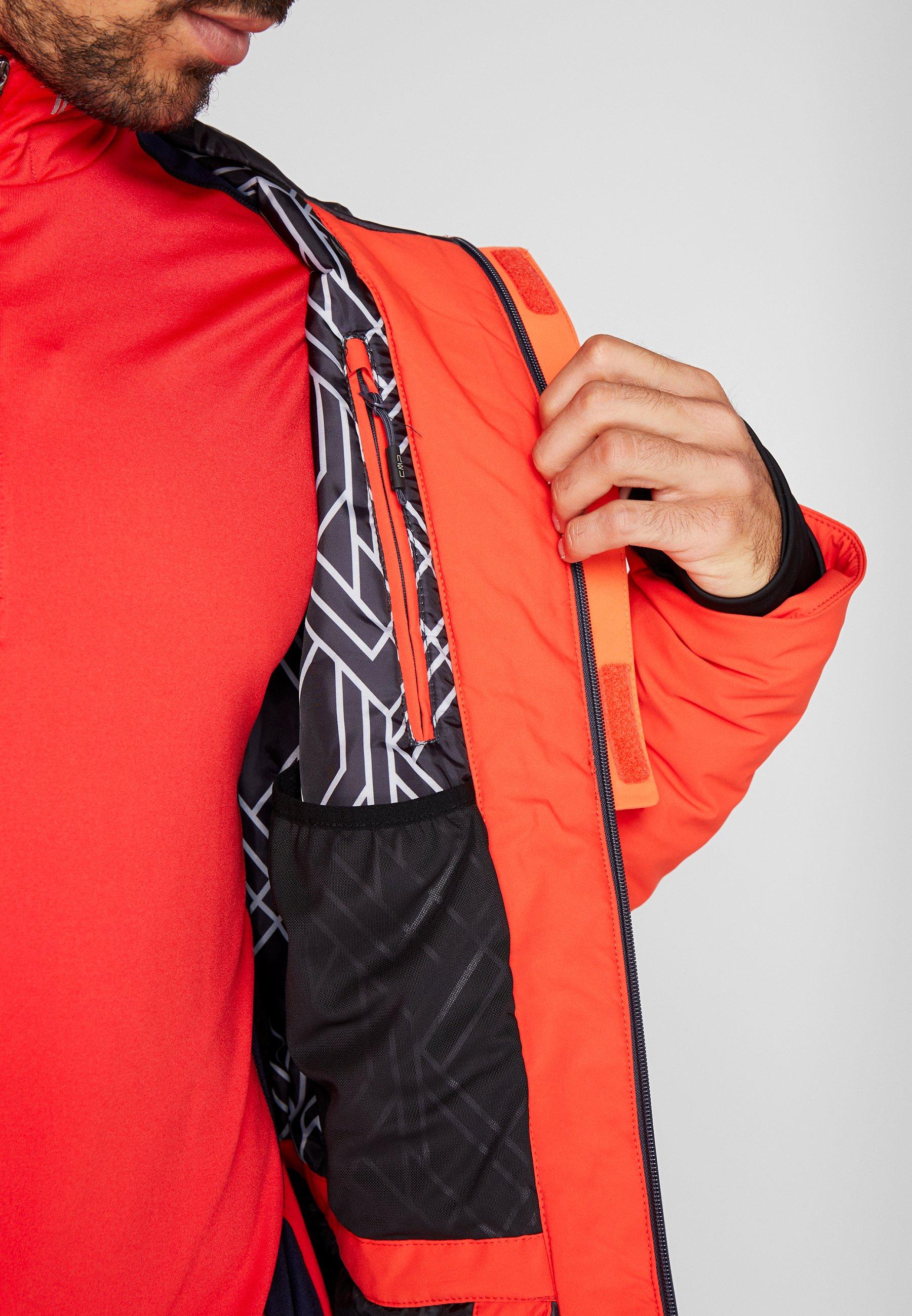 CMP MAN JACKET FIX HOOD Ski jas tango Zalando.nl