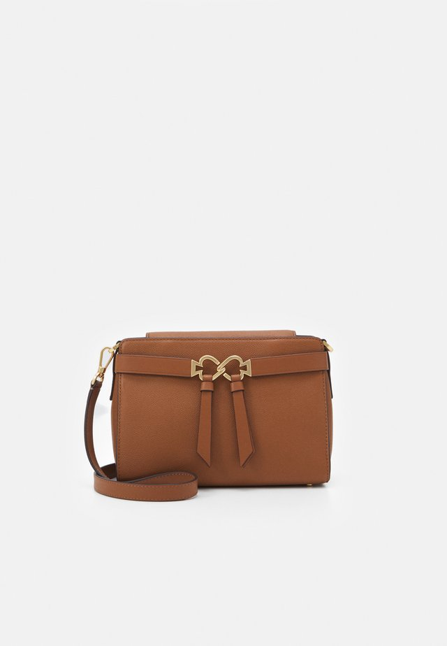 TOUJOURS MEDIUM CROSSBODY - Umhängetasche - warm gingerbread
