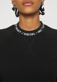 Diesel - D-TULLY - Day dress - black - 4