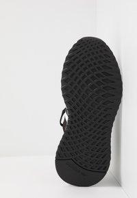 adidas Originals - U_PATH RUN - Trainers - core black/footwear white/shock red - 5