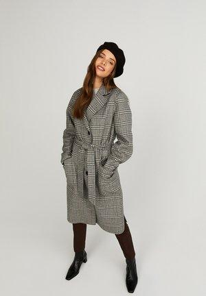 LOVISA - Short coat - grey