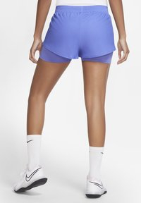 Nike Performance - SLAM SHORT - Sports shorts - sapphire/hot lime - 2