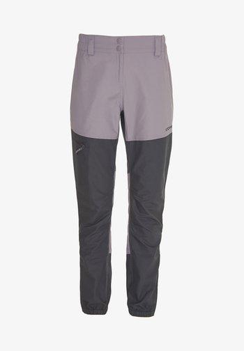Bukse - minimal grey / ebony