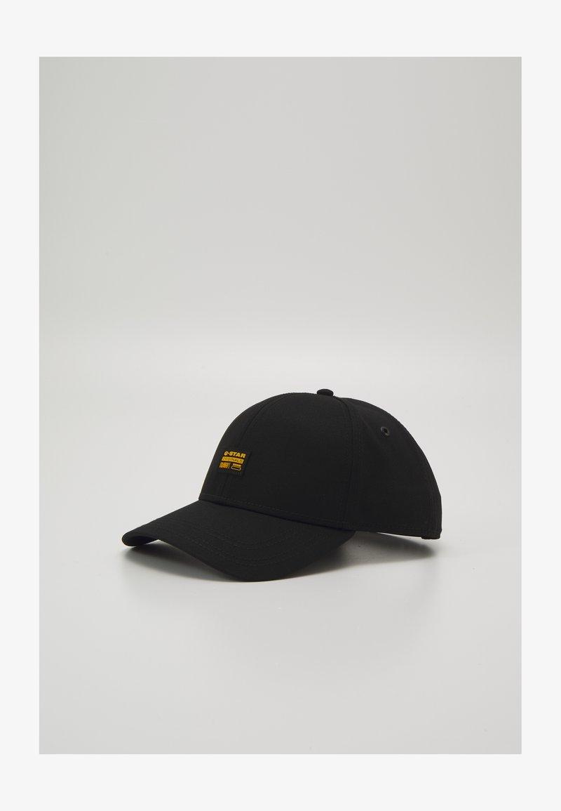 G-Star - ORIGINALS BASEBALL CAP UNISEX - Kšiltovka - dark black