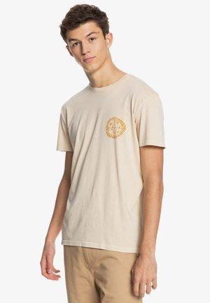 ENDLESS TRIP - Print T-shirt - antique white