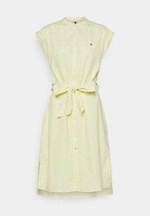 OXFORD KNEE DRESS  - Day dress - frosted lemon