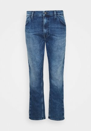 OREGON TAPERED - Straight leg jeans - denim blue