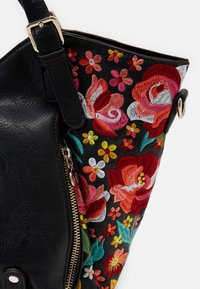 Desigual - BOLS CONCORDIA ROTTERDAM - Handbag - black - 3