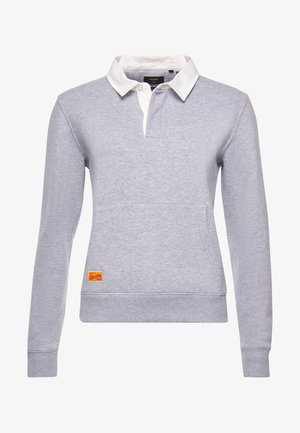 RUGBY - Bluza - ice marl