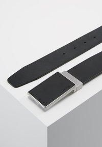 Calvin Klein - CASUAL GIFT SET - Belt business - black - 5