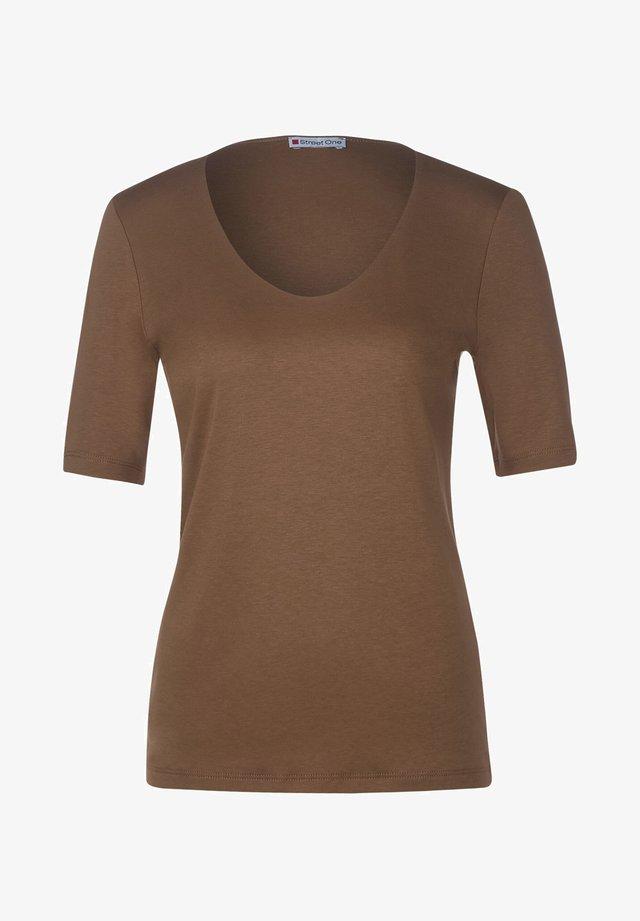 PALMIRA - T-Shirt basic - beige