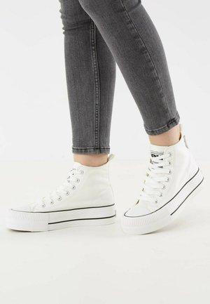 KAYA  - High-top trainers - white