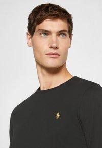 Polo Ralph Lauren - Long sleeved top - black/gold - 4