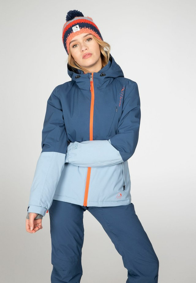 CHICA  - Snowboard jacket - atlantic