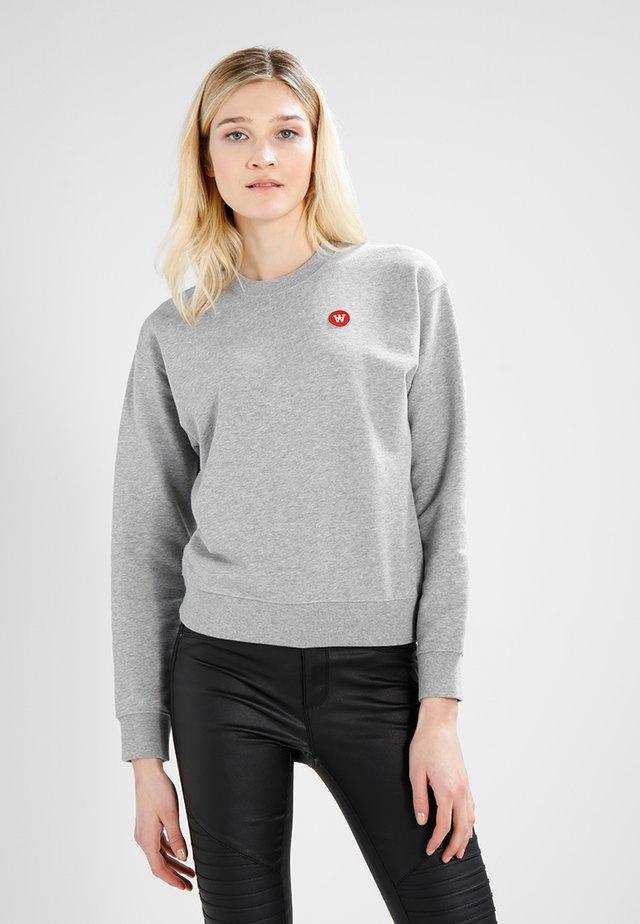 JESS - Sweater - grey melange