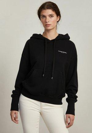 MARTY - Hoodie - black/o-w logo