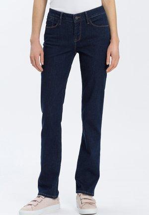 ROSE - Straight leg jeans - dark-blue
