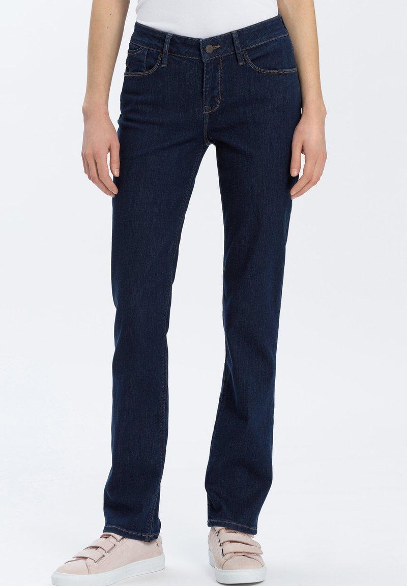 Cross Jeans - ROSE - Straight leg jeans - dark-blue