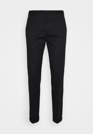 GENTS TROUSER - Chinos - black