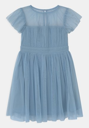 FLUTTER SLEEVE - Cocktail dress / Party dress - dreamblue