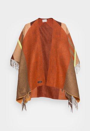 CASHMINK RUANA - Poncho - camel