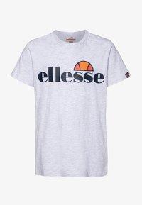 Ellesse - MALIA - Print T-shirt - white marl - 0