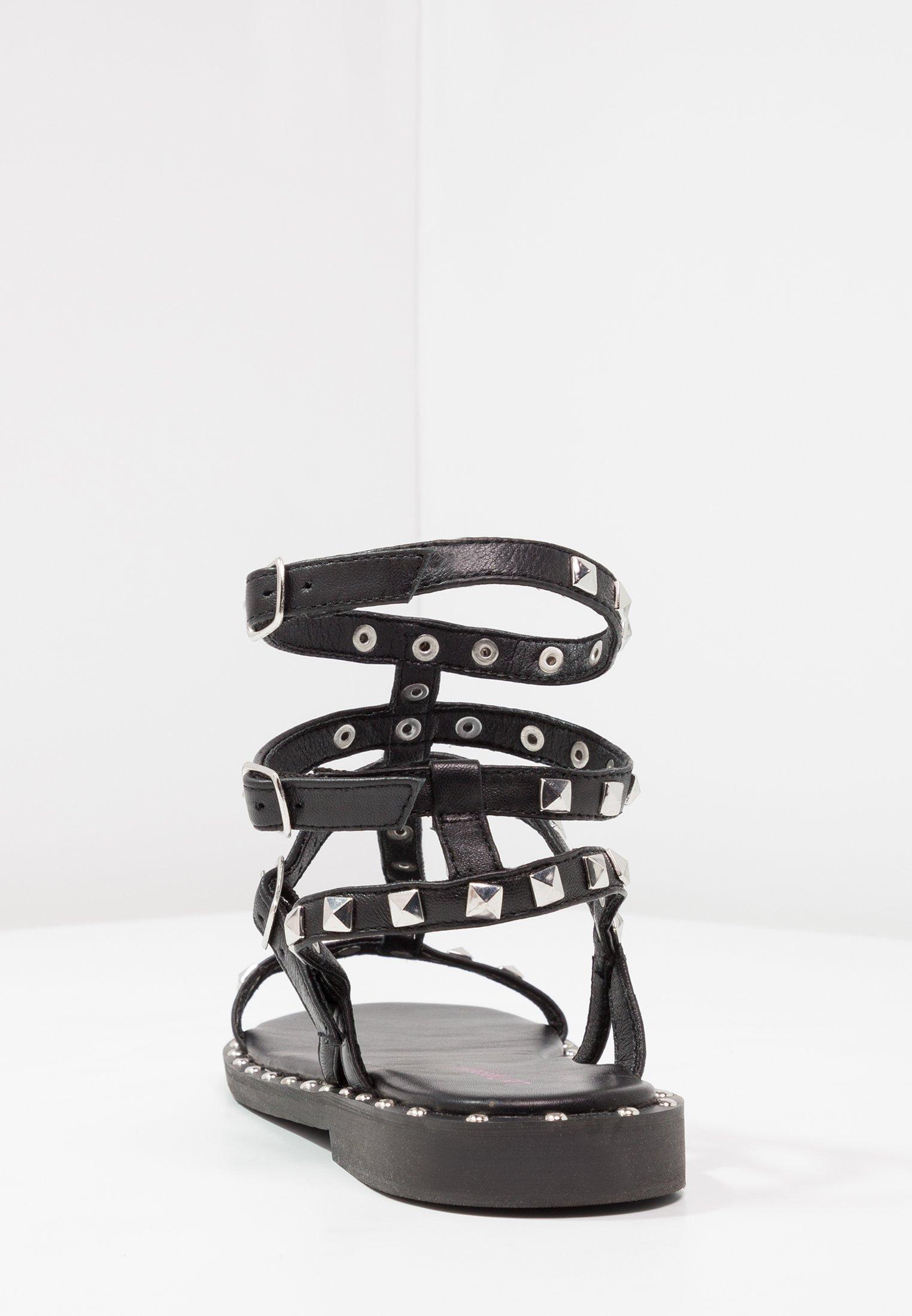 Les Tropéziennes par M Belarbi CASSIE - Sandales - noir