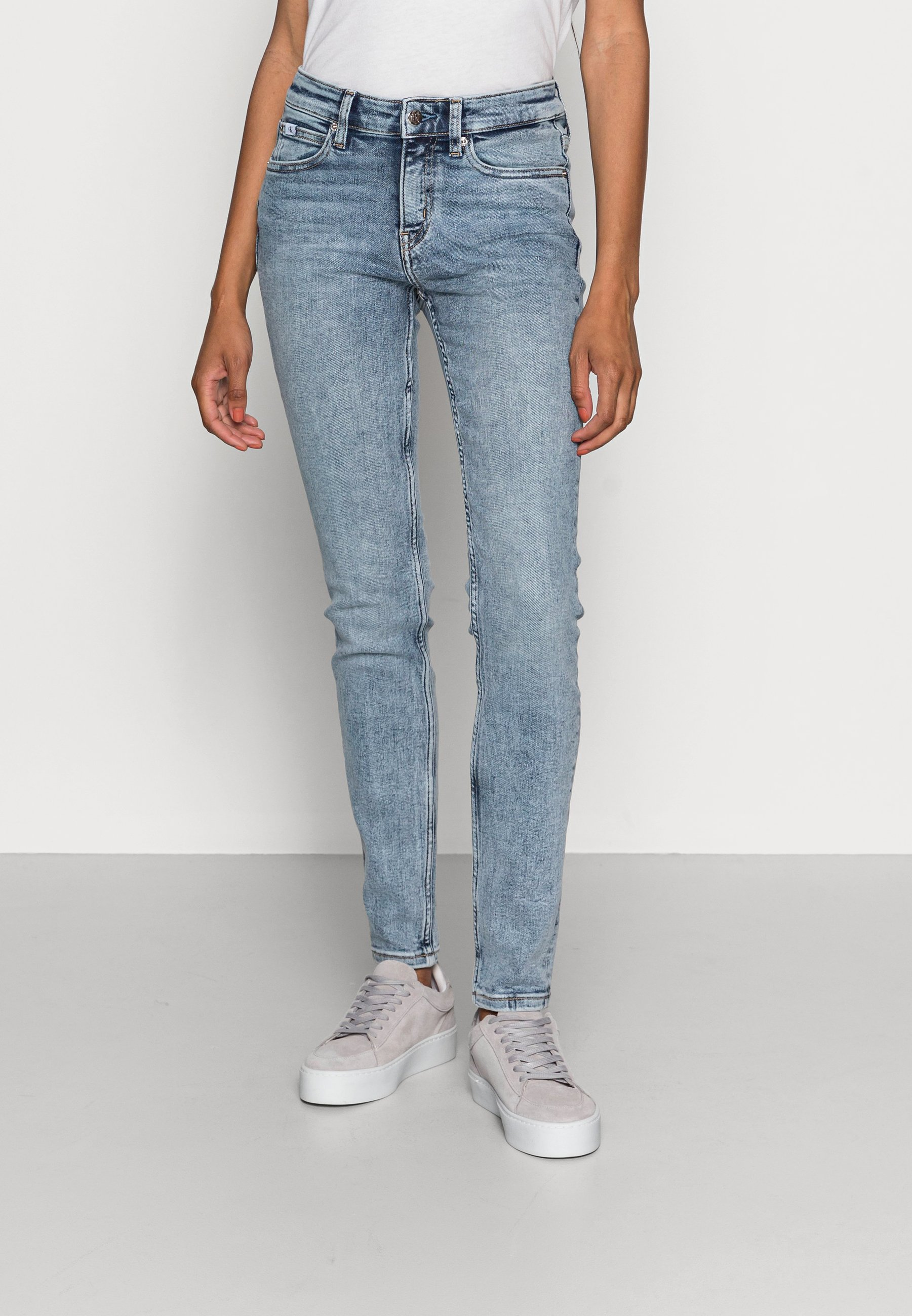 Donna MID RISE  - Jeans Skinny Fit