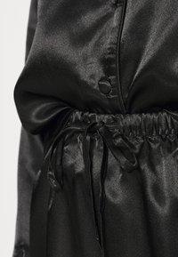 Boux Avenue - DARCIE REVERE PANT SET - Pyjamas - black - 5