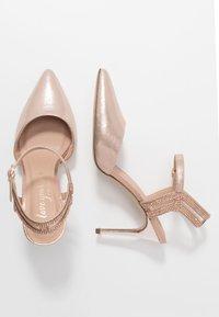 New Look - SPECTACLE - Escarpins à talons hauts - rose gold - 3