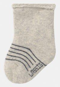 Lässig - NEWBORN 3 PACK UNISEX - Socks - multi-coloured - 2