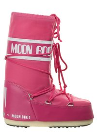 Moon Boot - NYLON - Winter boots - bouganville - 5