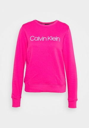 CORE LOGO - Sweatshirt - fuchsia purple