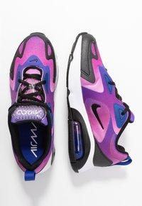 Nike Sportswear - AIR MAX 200 - Sneakers laag - hyper blue/white/vivid purple/magic flamingo/black - 3