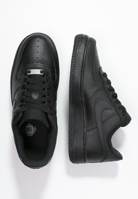 Nike Sportswear - AIR FORCE 1 - Baskets basses - black - 1