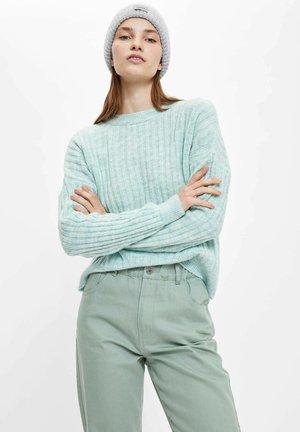 Maglione - turquoise