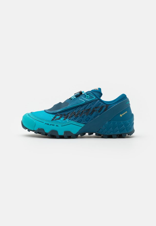 FELINE SL GTX - Scarpe da trail running - reef/blueberry