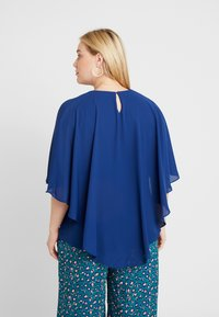 CAPSULE by Simply Be - OVERLAY - Blouse - navy - 2
