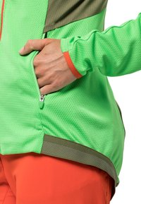 Jack Wolfskin - GRADIENT  - Fleece jacket - summer green - 4